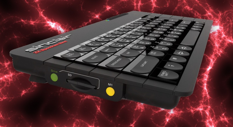 ZX Spectrum NEXT Turbo