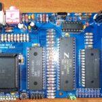 Sizif-128 rev.A – ZX128 klón Pentagon időzítésekkel