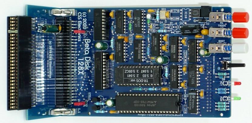 Beta Disk 128