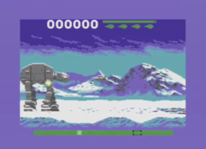 The Empire Strikes Back Atari 2600 C64