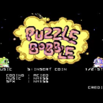 Puzzle Bobble Commodore 64-re