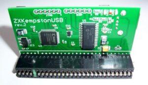 ZX Kempston USB