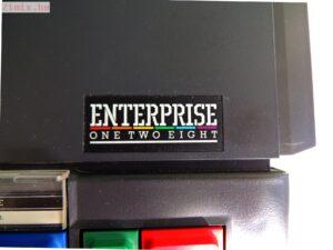 Enterprise 128 közelkép
