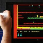Wii kontroller Spectrum játékokhoz
