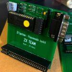 Programozható ZX-joy interfész
