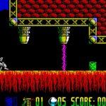 Lava – 16K-s ingyenes játék Spectrumra